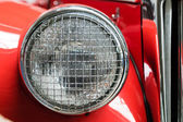 Vintage car headdlight — Foto de Stock