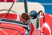 Car horn — Stock Photo