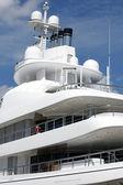 Luxury Motor Yacht '' Mayan Queen IV'' — Stock Photo