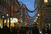 Stockholm - Christmas bustle — Stock Photo