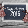 Happy New Year 2015! — Stock Photo #53803519