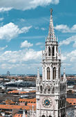 Old Town Hall,  Munich — Foto Stock