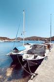 Balıkçı tekneleri — Stok fotoğraf
