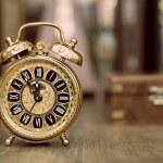 Clock showing five to twelve. — Stock Photo #58050957