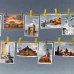 European landmarks — Stock Photo #58051097