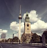 圣玛丽教堂 — 图库照片