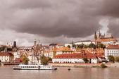 View on Prague Castle — Stock Photo