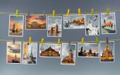 European landmarks — Stock Photo