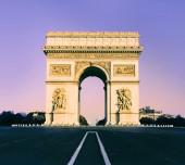 Arc de Triumph — Stock Photo