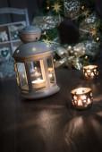 Restaurare Natale — Foto Stock