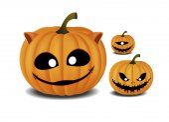 Pumpkin Halloween Festival — Stock Photo