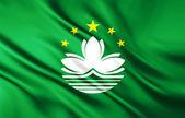 The National Flag Background — Stock Photo