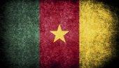 Bandera de camerún — Foto de Stock