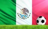 メキシコの国旗 — ストック写真