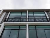 Condominio moderno — Foto de Stock
