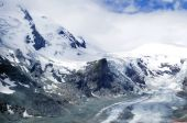 The Gorner Glacier — Foto de Stock