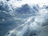 The Gorner Glacier — Stok fotoğraf