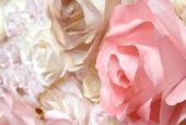 Roses flower wedding valentine background — Φωτογραφία Αρχείου