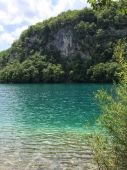 Croatia plitvice lakes national park — Stock Photo