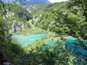 Croatia plitvice lakes national park — Foto de Stock