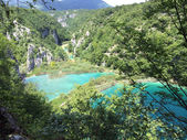 Croatia plitvice lakes national park — Stock Photo