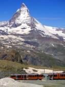 Zermatt Switzerland — Stock Photo