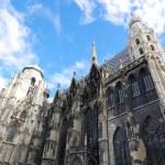St. Stephan cathedral in Vienna Austria. Landmark architecture — Stock Photo #70079603