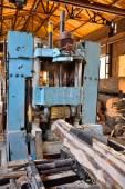 Woodworking machinery — Stock Photo