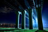 Поддержка мост — Стоковое фото