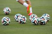 Паок против Интер товарищеская игра — Стоковое фото