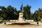 Monument of Stefan cel Mare si Sfant (Stefan the Great and Holy) — Stock Photo