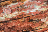 Background made of a close up of a rusty surface — Stock Photo