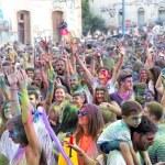 Постер, плакат: 3rd Colors day event in Thessaloniki Greece