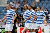 QPR VS PAOK FRIENDLY GAME — Stock Photo