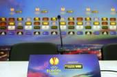 PAOK VS FIORENTINA UEFA EUROPA LEAGUE — Stock Photo