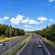Постер, плакат: View of the roads in Doorwerth Netherlands With 139 295 km of