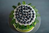 Happy birthday cake — Stock Photo
