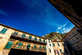Kotor old city in Montenegro — 图库照片