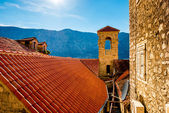 Kotor old city in Montenegro — Stock Photo