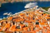 Kotor old city — Stock Photo