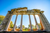 Temple ruins in Ancient Apollonia — ストック写真