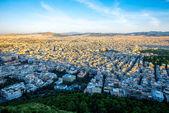 Athens cityscape view — Stock Photo