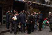 Calle chino — Foto de Stock