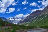 Midui Glacier — Stock Photo