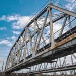 Railway bridge — Stock Photo #70150041