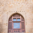 Medieval window — Stock Photo #52744419