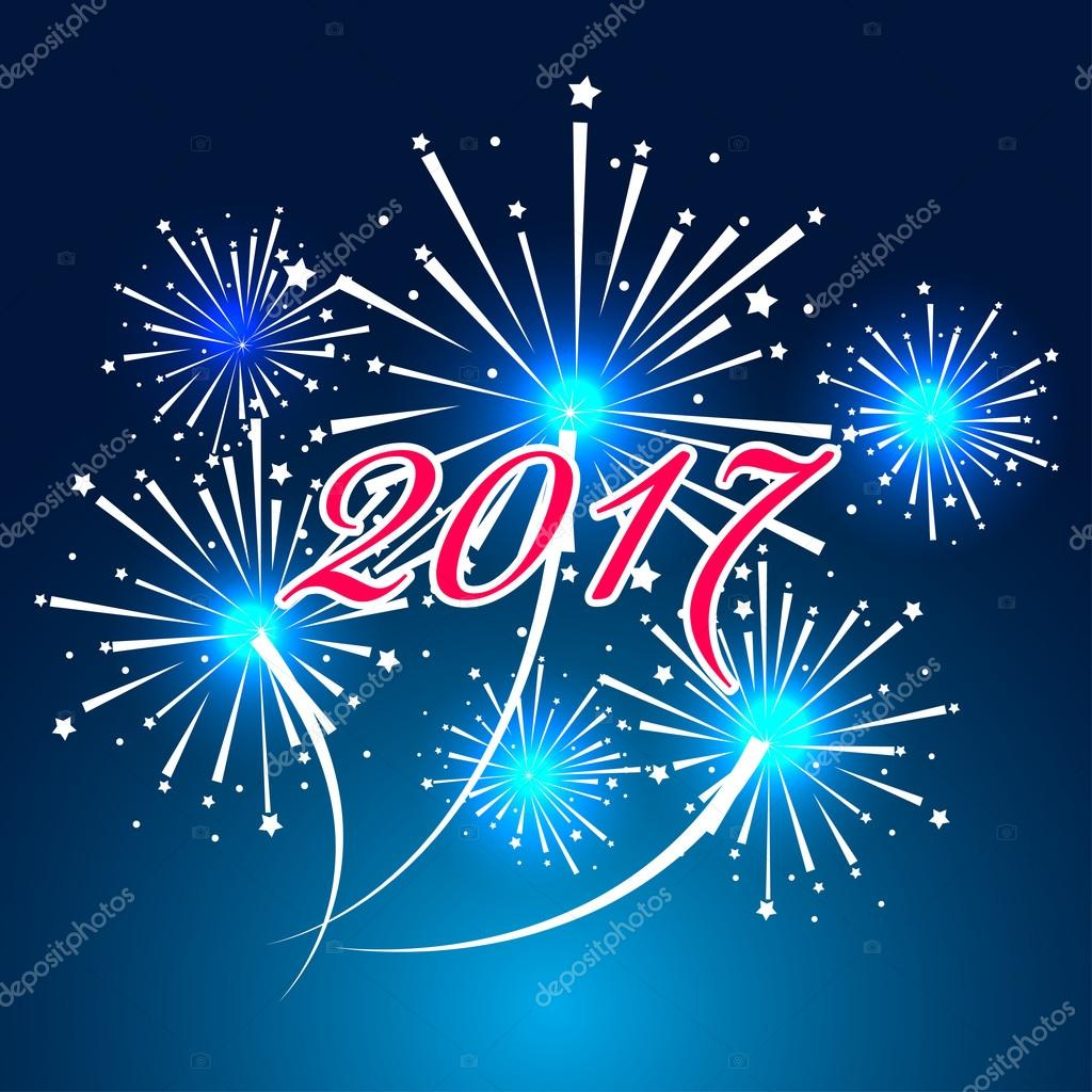 wallpaper new year 2017 fireworks - 28 images - new year ...