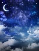 Nightly sky — Stock Photo