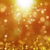 Γκλίτερ χρυσό υπόβαθρο εορταστική — Φωτογραφία Αρχείου