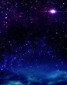 Beautiful background of the night — Stock Photo